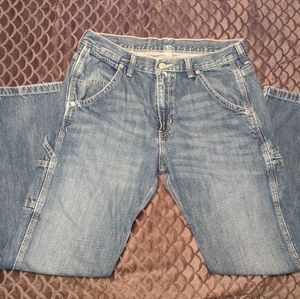 Levi's relaxed fit carpenter jeans 31x30
